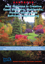 New Horizons in Creative Open Software, Multimedia, Human Factors and Software Engineering ::  Blue Herons Editions :: Canada, Argentina, Spain and Italy