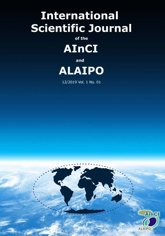 International Magazine of the AInCI and ALAIPO :: Digital Edition :: 12/2016 :: Vol. 1 No. 01