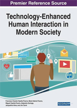 Technology-Enhanced Human Interaction in Modern Society
